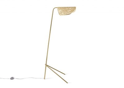 Lampadaire design à Caen - Mediterranea