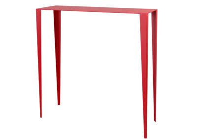 Console design rouge à Caen