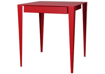 Console design avec tiroir rouge à Caen