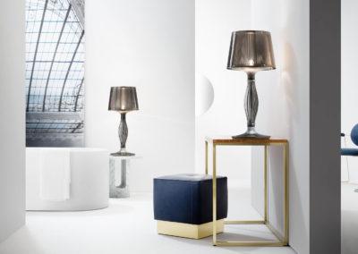 Lampe design à Caen - Liza Pewter Desktop