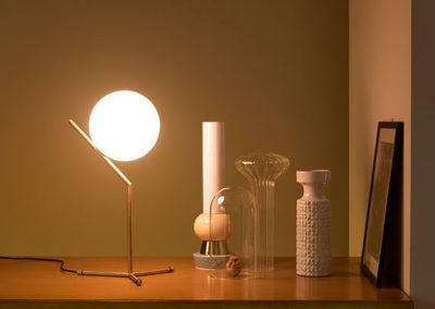 Lampe design à Caen