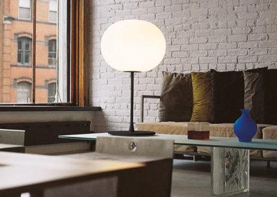 Lampes à Caen - Expo Luminaires - Glo ball table Morrison Flos
