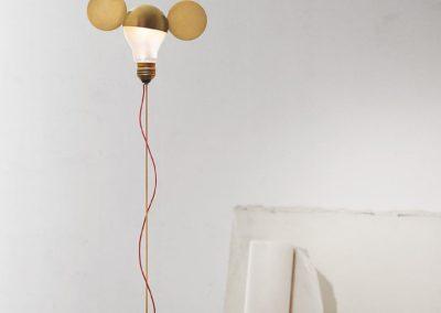 Lampe à Caen - Ricci Poveri Toto Brass