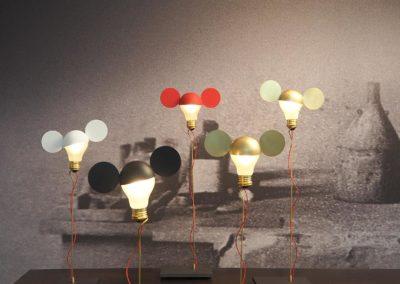 Lampes à Caen - Toto