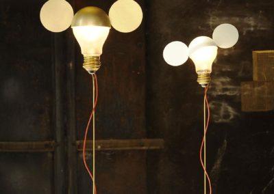 Lampes à Caen - Toto Ricchi Poveri